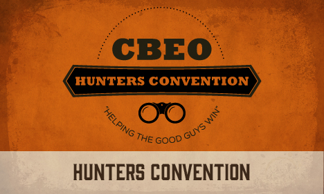 Vist our 2020 HUNTERS CONVENTION