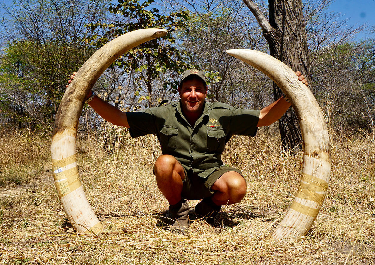 We're really proud to announce CBEO member Jaco Oosthuizen was named International Hunter of the Year by SCI!