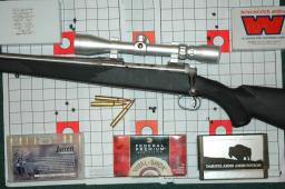 """For many years I believed I could handload a more accurate cartridge than I can buy. This is no longer a given. I tried a variety of """"good"""" factory and handloads in this Savage 110. The clear winner in this rifle, with ¼-inch groups, was Federal Premium with 180-grain Barnes TSX."""