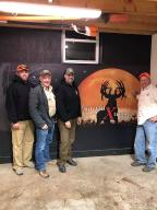 Craig Boddington visiting Whitetail Xtreme in Iowa